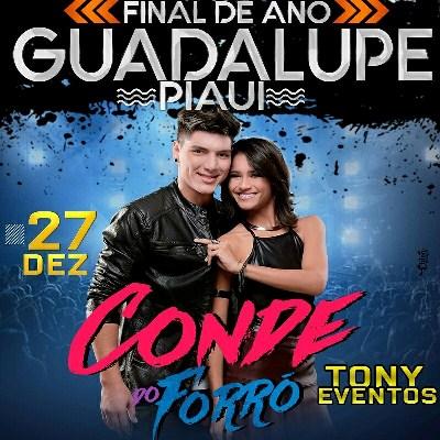 Garra Show promovem Pré - Reveillon em Guadalupe