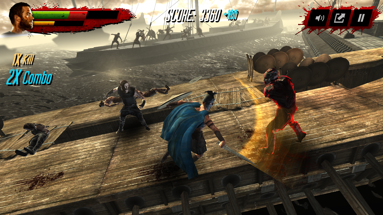 300 Seize Your Glory full apk game