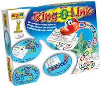 jeu de mathématiques Ring-O-Link