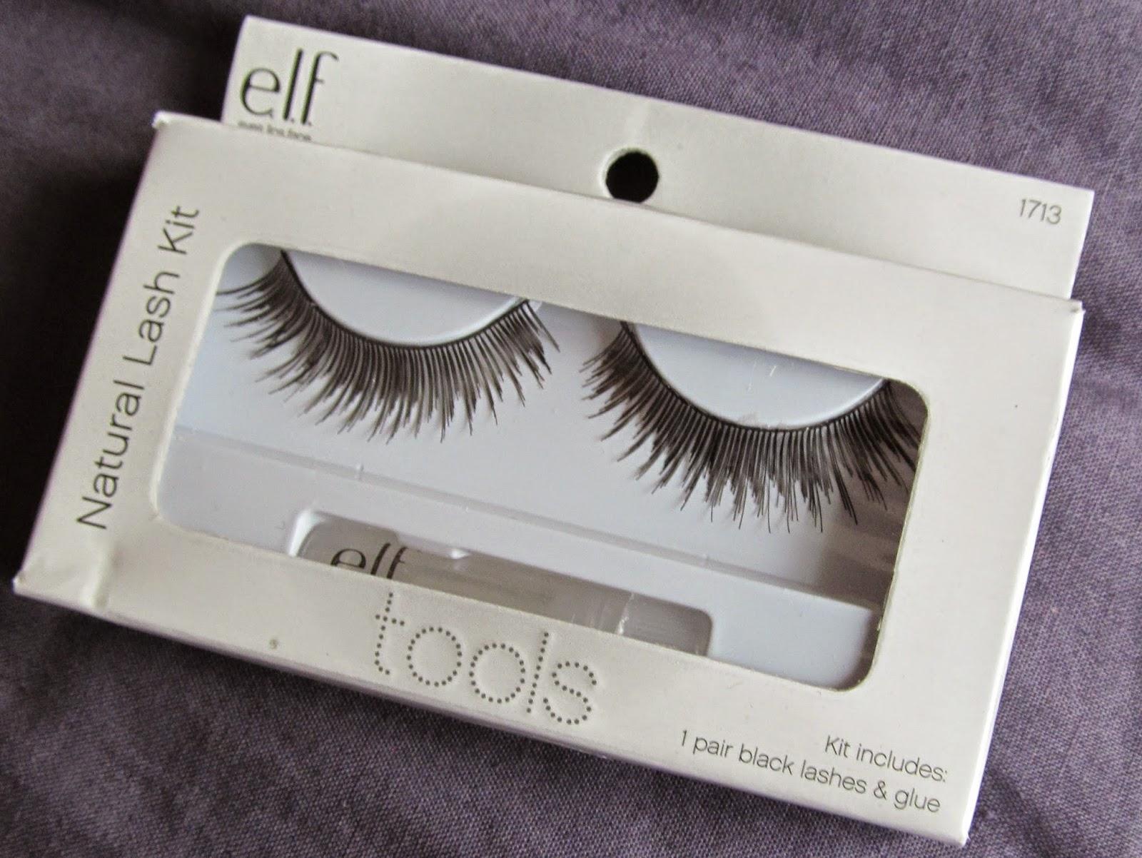 e.l.f eyelashes