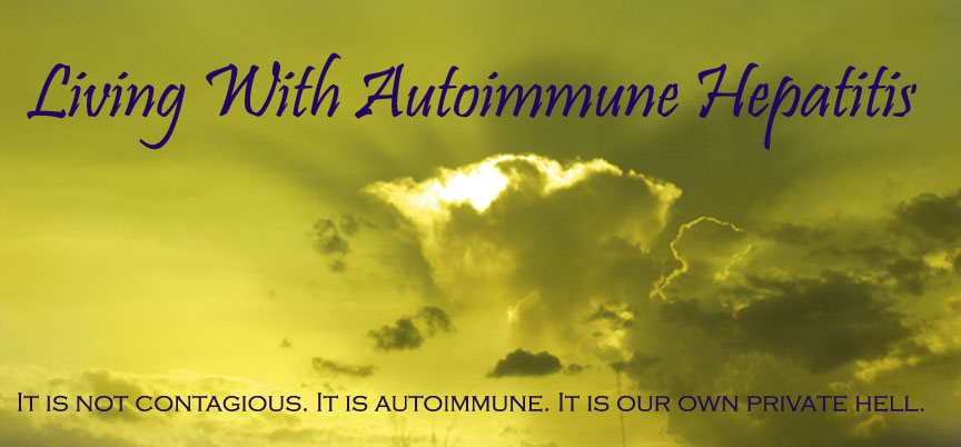 Living With Autoimmune Hepatits