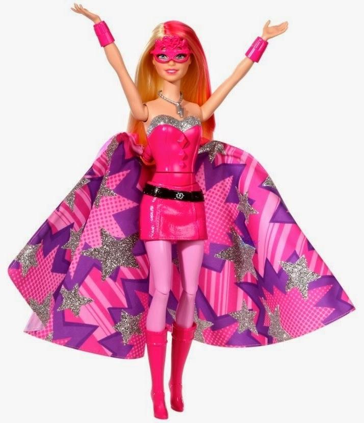 barbie blog: barbie princess y power y muñeca basica