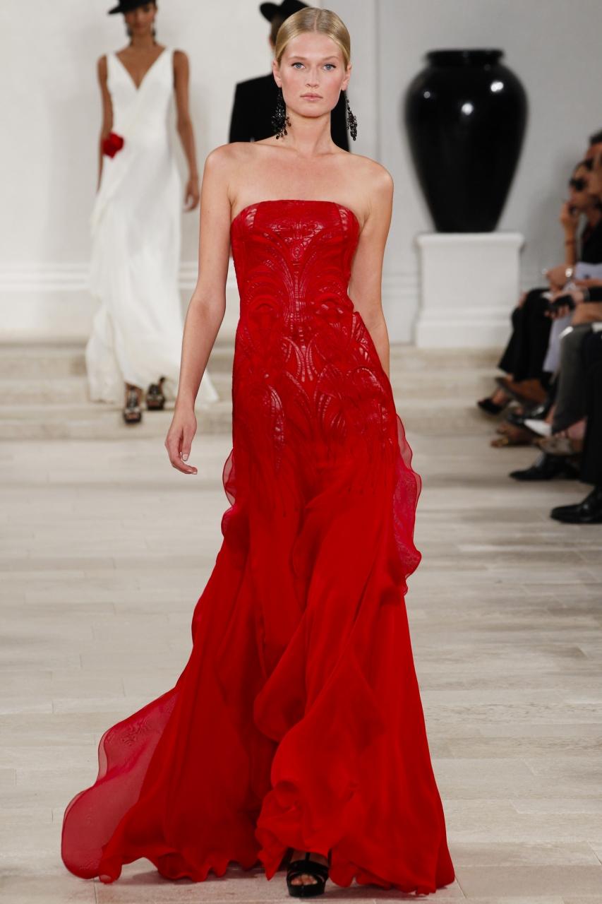 Фото самые красивые красные платья