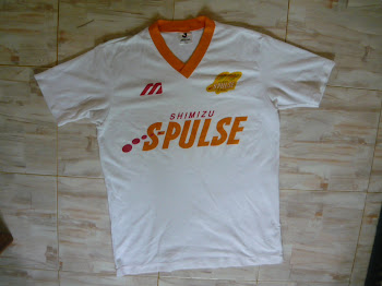 T shimizu  Japan league sz M fit