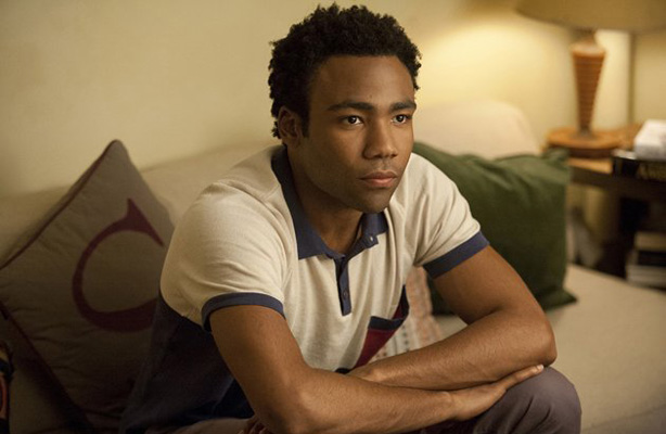 Donald Glover guest stars on HBO's GIRLS