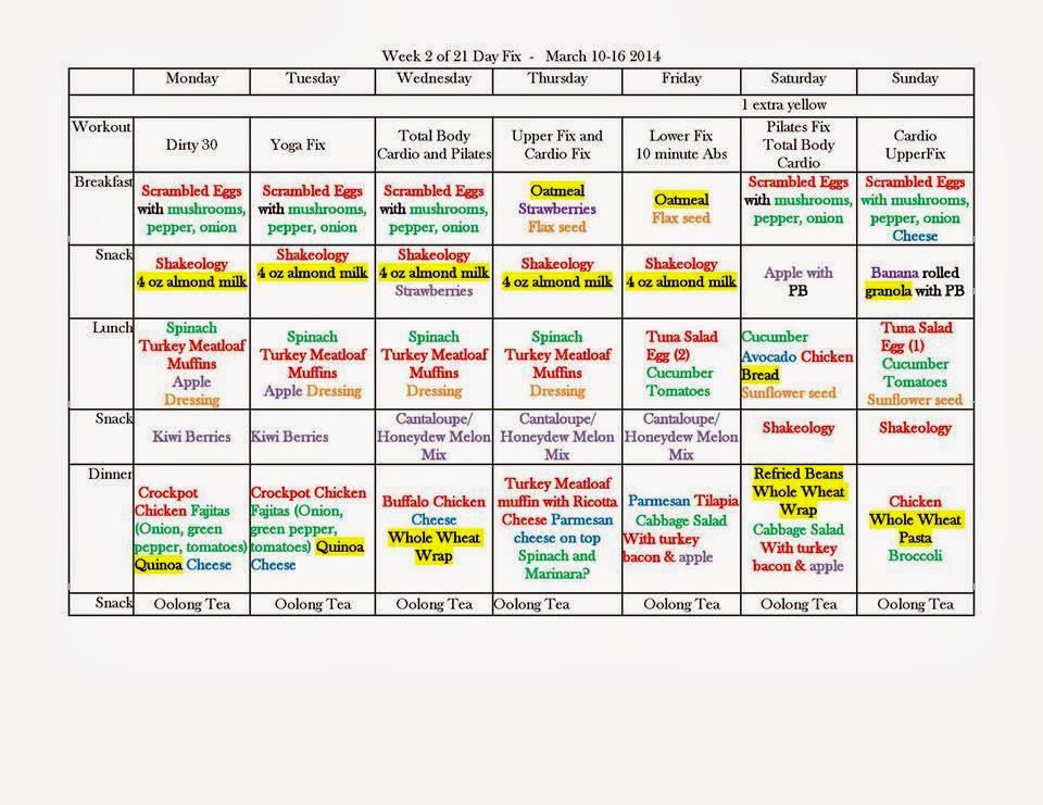 Workout Calendar Template Pdf | Calendar Template 2016