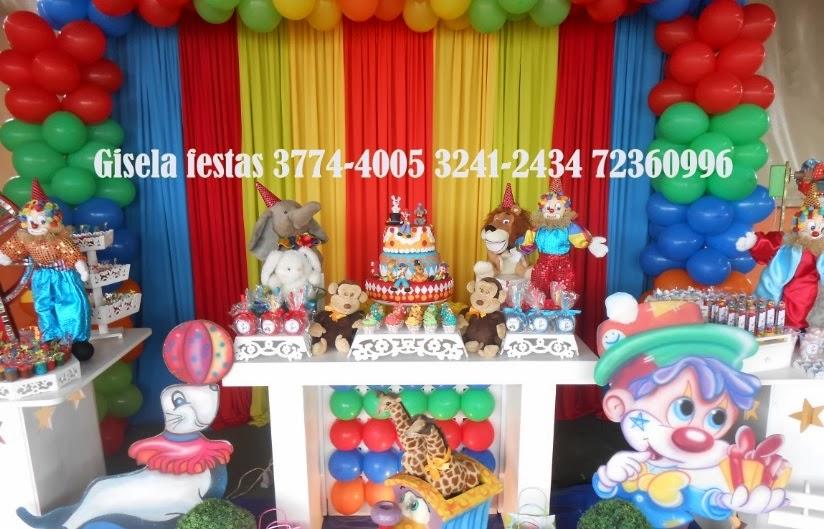 Gisela Artes e Festas (21) 37744005 / 32412434 / 72360996
