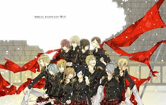 #32 Final Fantasy Wallpaper