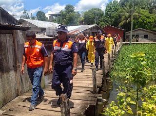 Tabatinga decreta situação de emergência e entra na lista de cidades que serão atendidas pela Defesa Civil do Estado