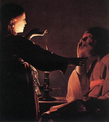 prière magnifique au père éternel Georges+de+la+Tour+-+The+Dream+of+Saint-Joseph%252C+ca.+1640