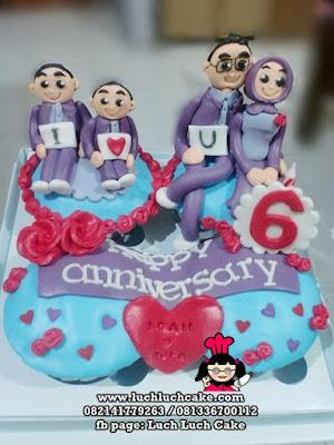 Cupcake Anniversary Daerah Surabaya - Sidoarjo (REPEAT ORDER)