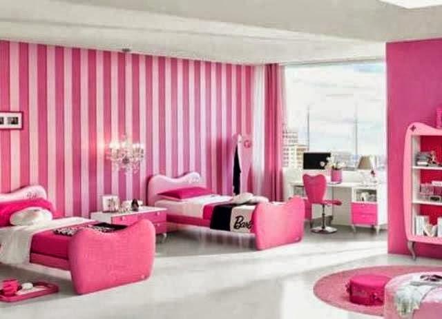 top 12 desain dinding kamar tidur anak perempuan desain