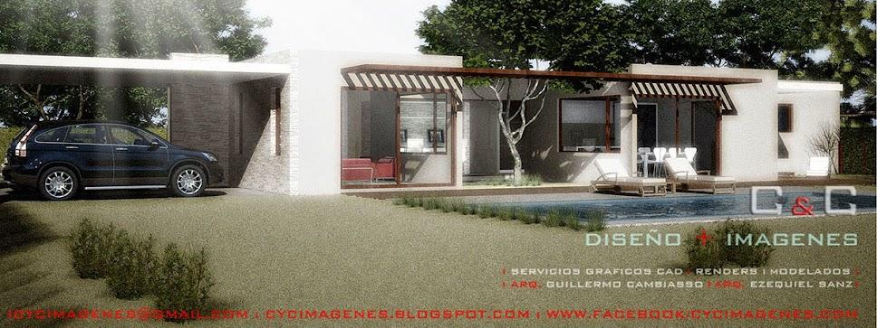 RENDERS - LA PLATA, IMAGENES 3D