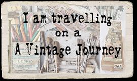 I am a winner at A Vintage Journey