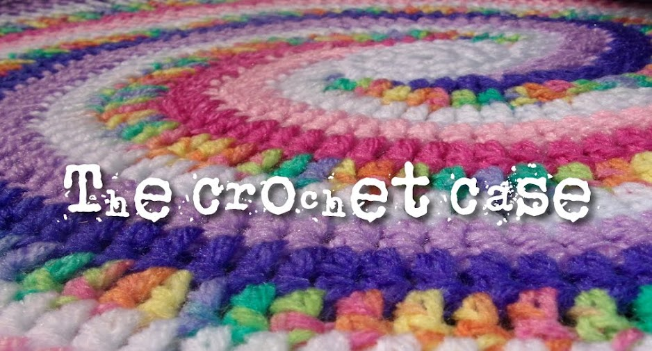 the crochet case