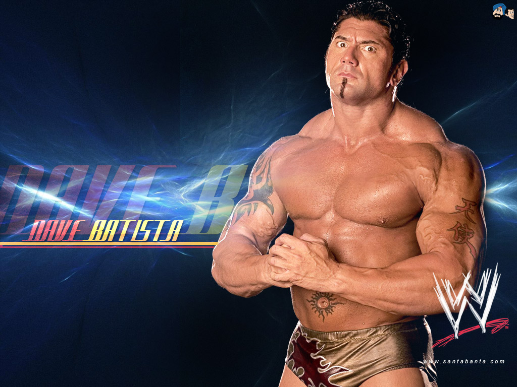 WWE Dave Batista