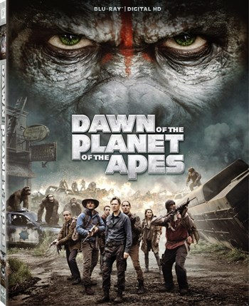 Dawn of the Planet of the Apes 3D SBS Latino