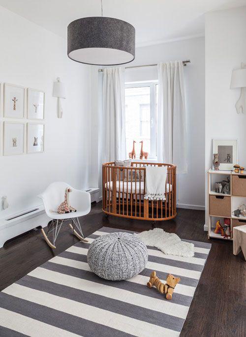 chaise bascule chambre enfant