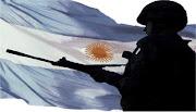 HEROICO SOLDADO ARGENTINO,SOLO RECONOCIDO POR DIOS. Cool Stuff at POQbum.com soldado de guerra