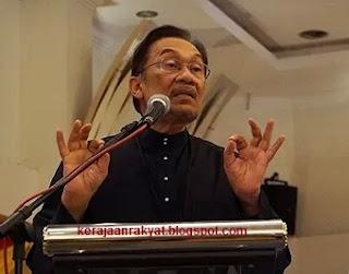 Kongres Nasional Keadilan: Mauduk pidato seorang Anwar