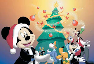 O Natal Mágico Do Mickey
