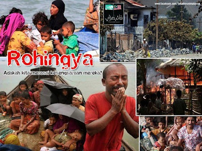 keadaan+umat+islam+rohingya+di+myanmar++(2) Isu Pembunuhan Umat Islam Rohingya Di Myanmar