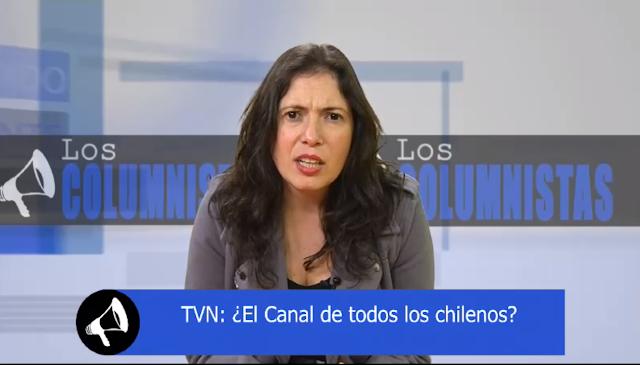 [VIDEO] Columna BiobioChileTV: TVN: ¿El Canal de todos los chilenos?