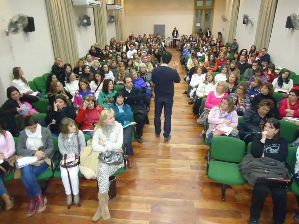 En Paraná a través de SINERGIA EDUCATIVA