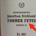 Wingnut of the Day: Jonathan Stickland
