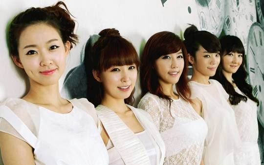 korean actress swing girls