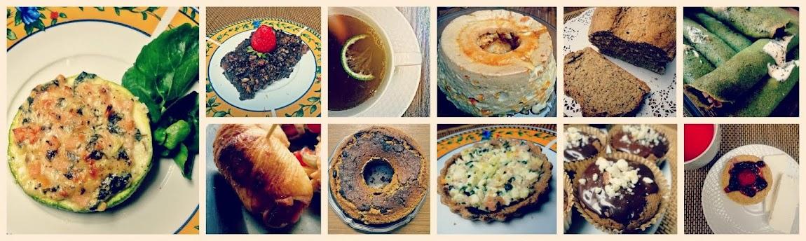 Receitas leves e saborosas by Tania Martyns