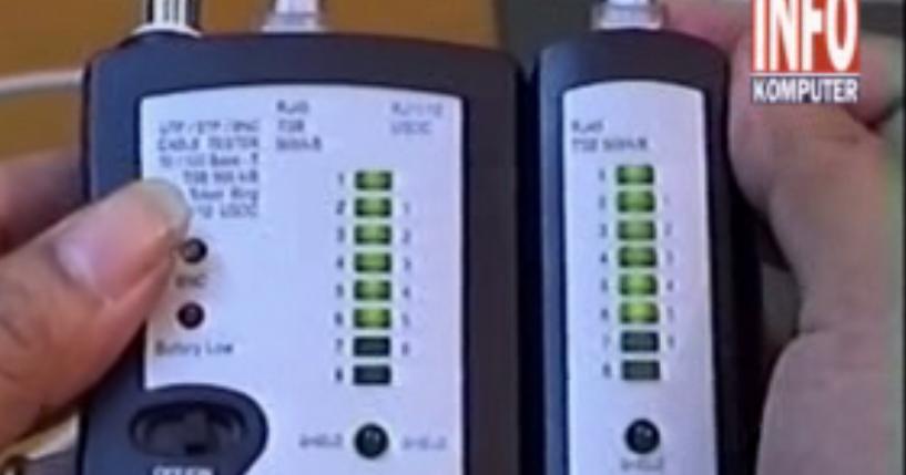 RANGKUMAN JARINGAN KABEL DAN WIRELESS LAN PADA VIDEO NETWORK