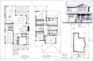 Bill Gatess House House Plans 2500 Square Feet