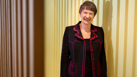 """Helen Clark, the former NZ PM is most suitable for the """"UN top job"""""""