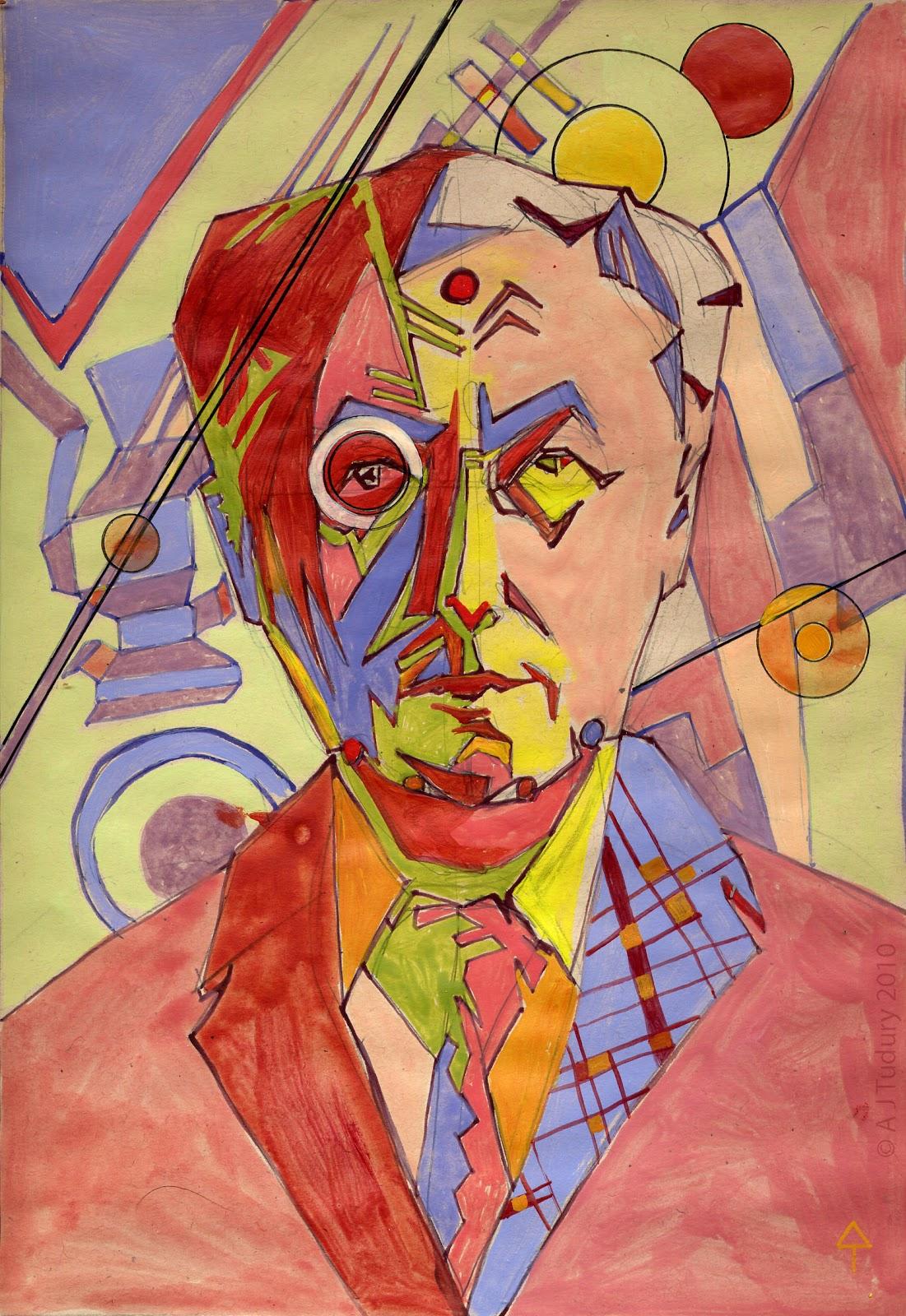 wassily kandinsky Vasíli kandinsky (vasíli o wassily kandinski o kandinsky moscú, rusia, 1866 - neuilly-sur-seine, 1944) pintor de origen ruso (nacionalizado alemán y posteriormente francés), destacado pionero y teórico del arte abstracto.