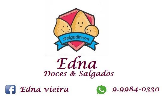 EDNA DOCES & SALGADOS