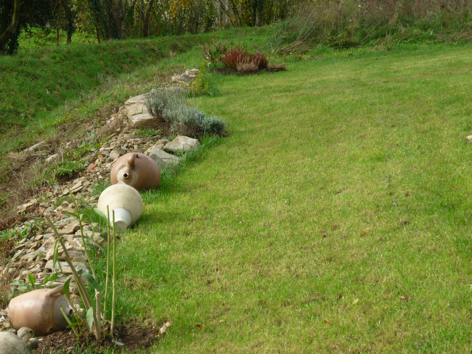 Un petit nid douillet for Jardinier professionnel