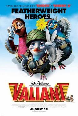 Biệt Đội Bồ Câu - Valiant 2005 (2005) Poster