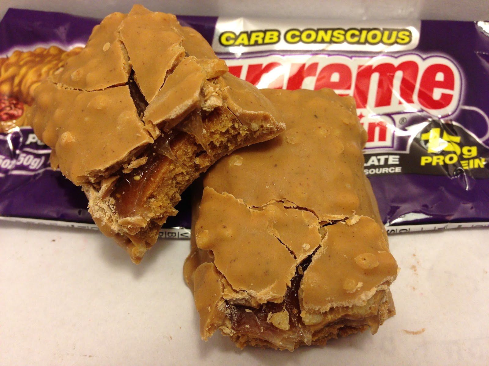 Crazy Food Dude: Review: Supreme Protein Peanut Butter ...