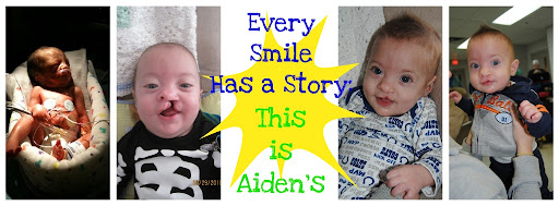 Every Smile Has a Story: This is Aiden's