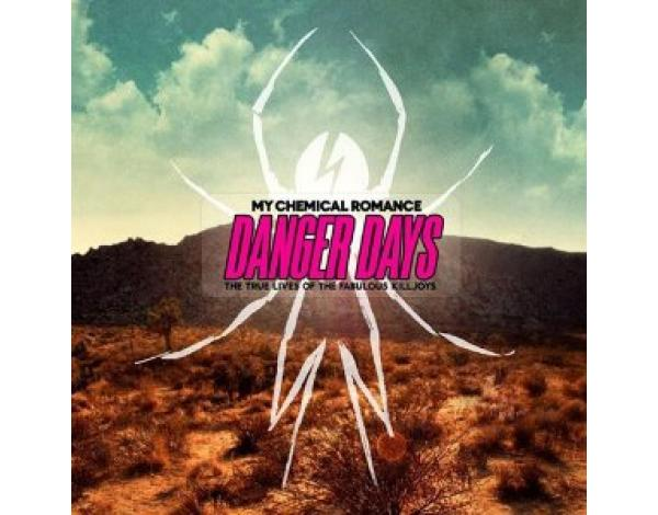 Descarga danger days the true lives of the fabulous for A chemical romance salon