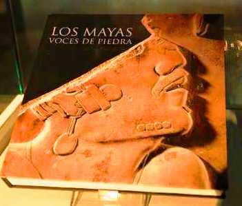 Los Mayas Voces de Piedra