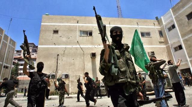 Sayap Militer Hamas Akui Gali Terowongan ke Israel