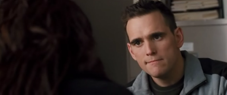crash matt dillon character This may not be easy, for they are played by people of such graven, complex individuality as matt dillon, don cheadle and terrence howard, as well as by less established but equally gifted actors.