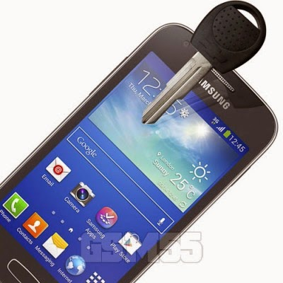 Films transpararent pour Samsung Galaxy Ace 3 S7270
