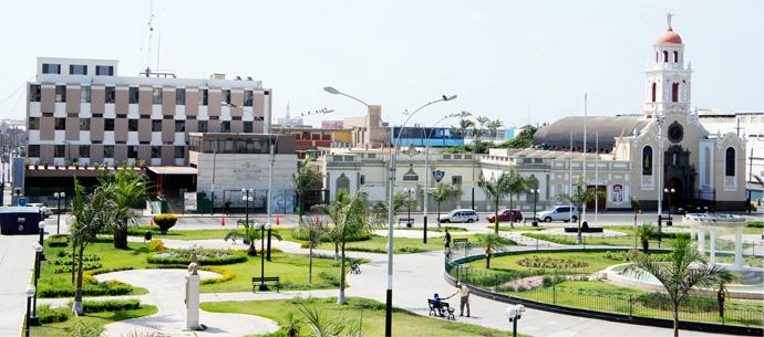 Prensa itv peru bellavista callao ciudad jard n for Distrito ciudad jardin