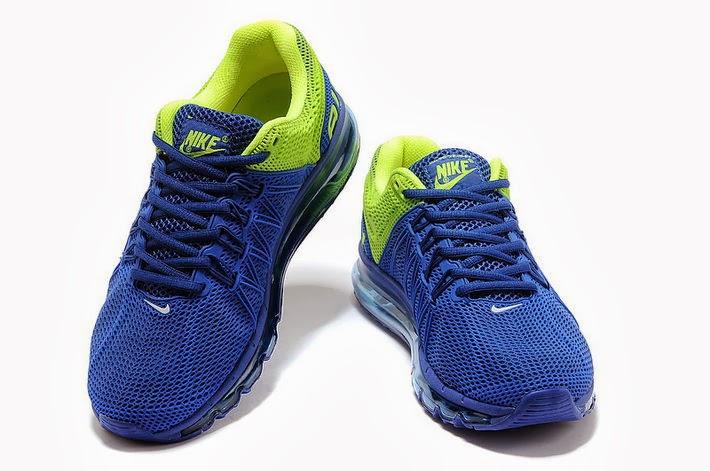 Nike Air Max 2013 KPU Blue White