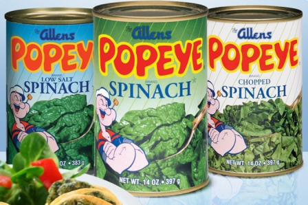 coupon october is national spinach month planet weidknecht