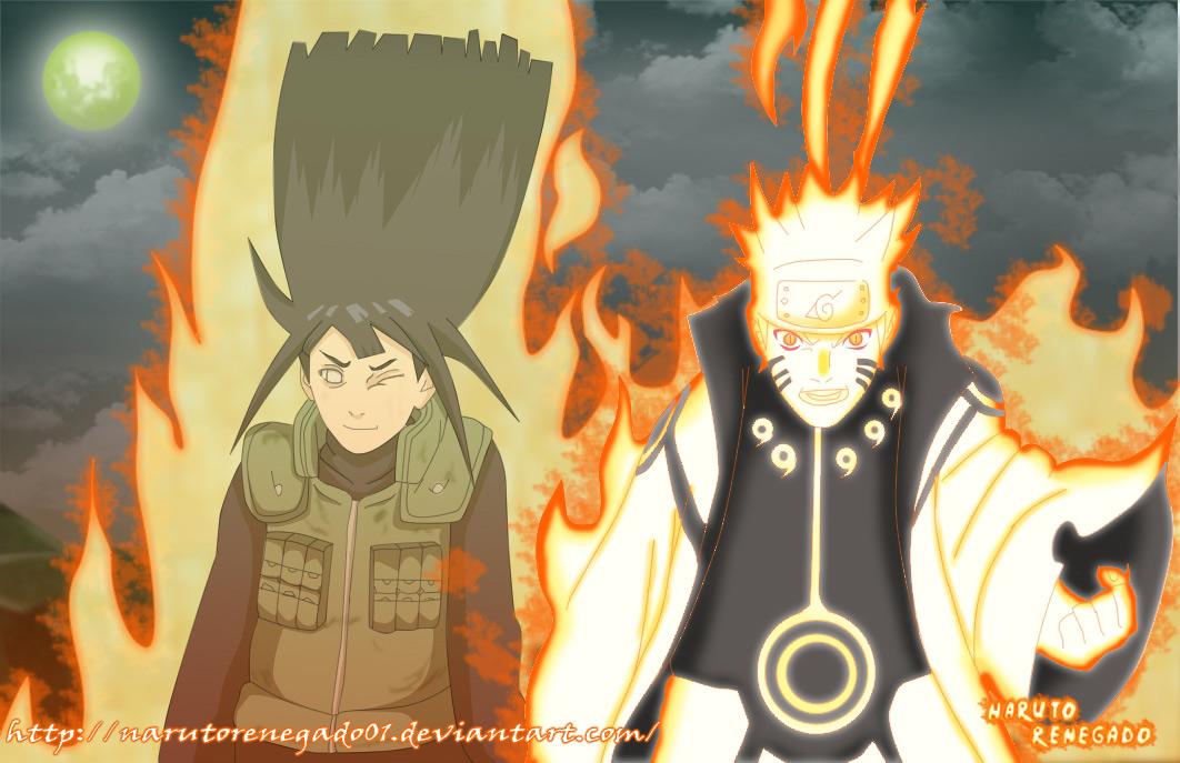 Naruto chap 619 Trang 22 - Mangak.info