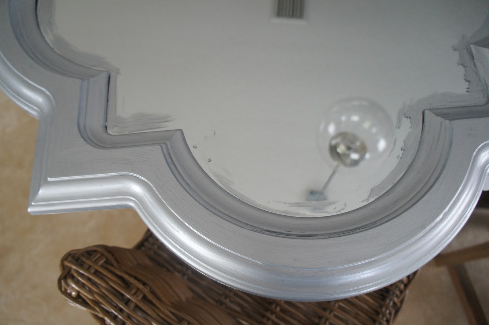 My Silver Paint Is Sticky What Can I Do